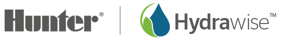 Hunter and Hydrawise Logo